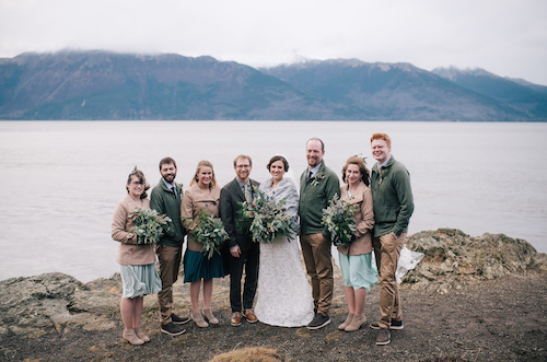 Blomma Designs - Alaska Wedding Planner