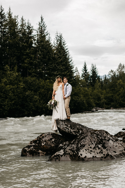 Elope to Alaska with www.akdestinationweddings.com