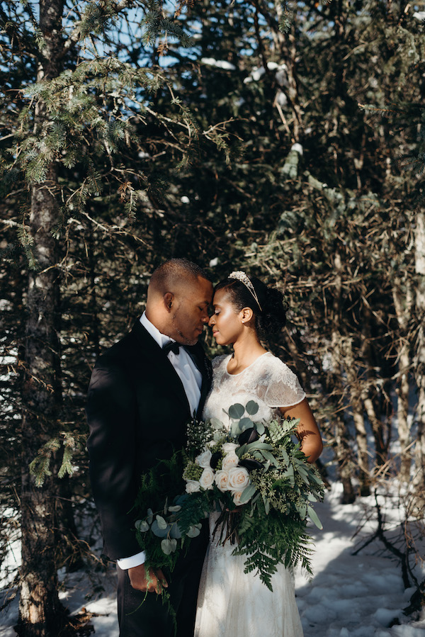 Blomma Designs - Alaska Wedding