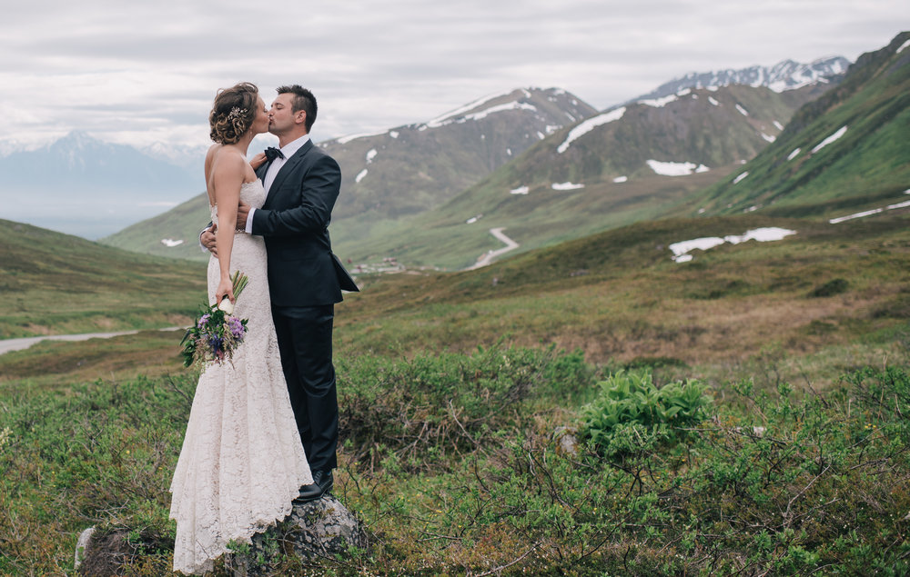 Jordan and Austin - Wilderness + Romance