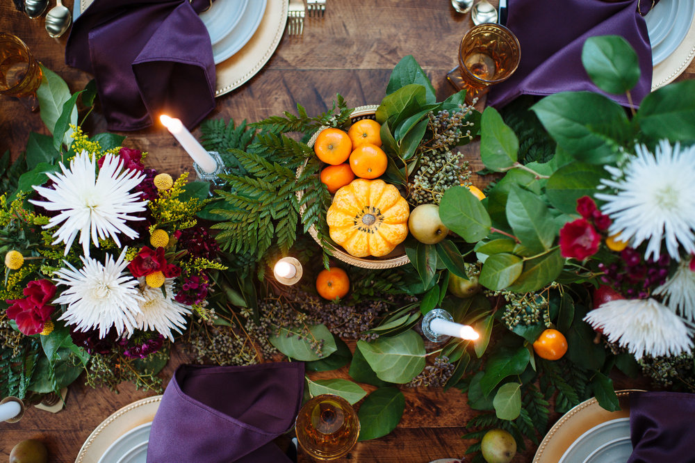 Inspiration - Holiday Tablescape