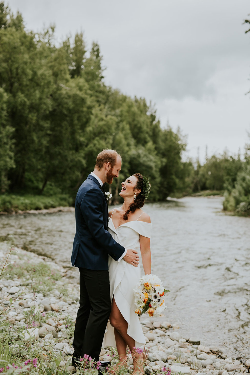Alaskan Farm Wedding - Blomma Designs - Alaska Wedding Planning and Design