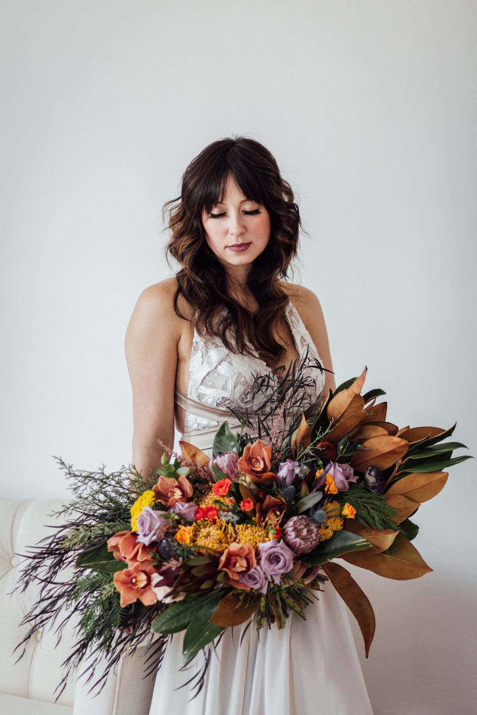 Blomma Designs - Anchorage, Alaska Wedding Design, Decor, Floral, Installations