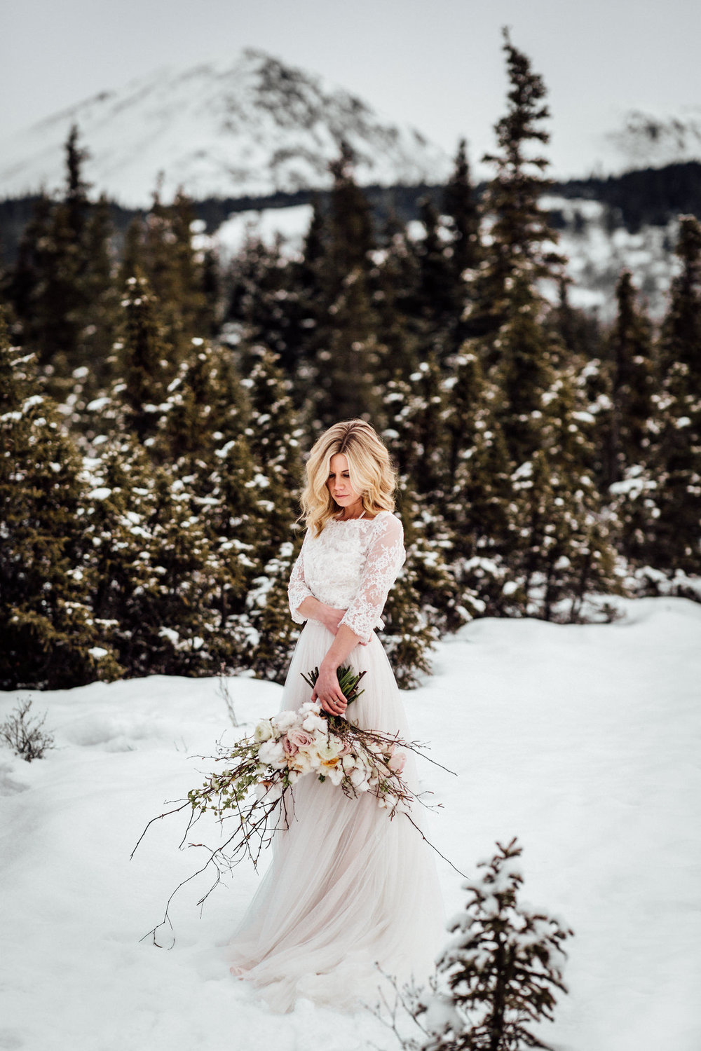 Blomma Designs - Alaska Wedding Design, Decor, Installations and Floral Services
