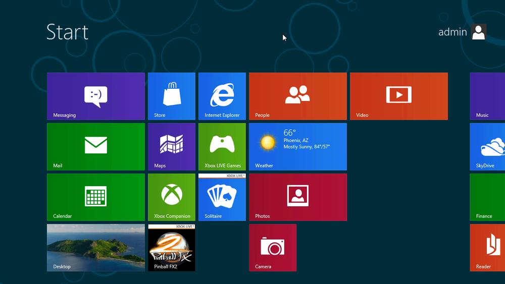 Where do I click first? Windows 8, 2012.