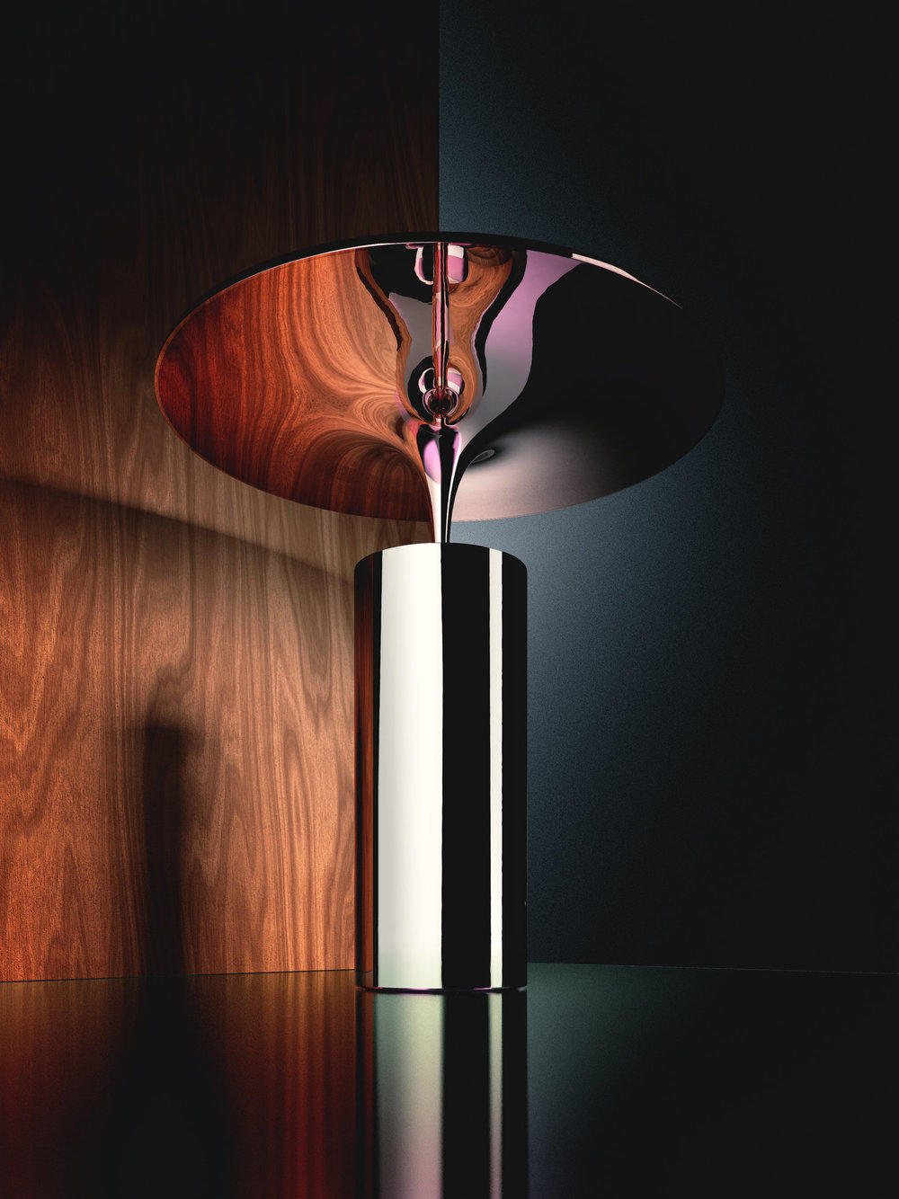 REFLECTION Lamp Design