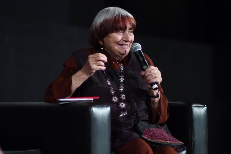 Agnès Varda at AFI Fest - Los Angeles, CA