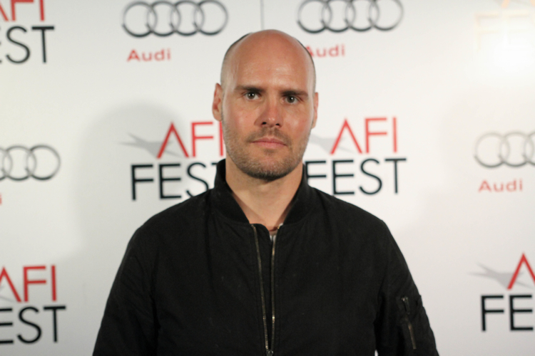 Todd Cole at AFI Fest - Los Angeles, CA