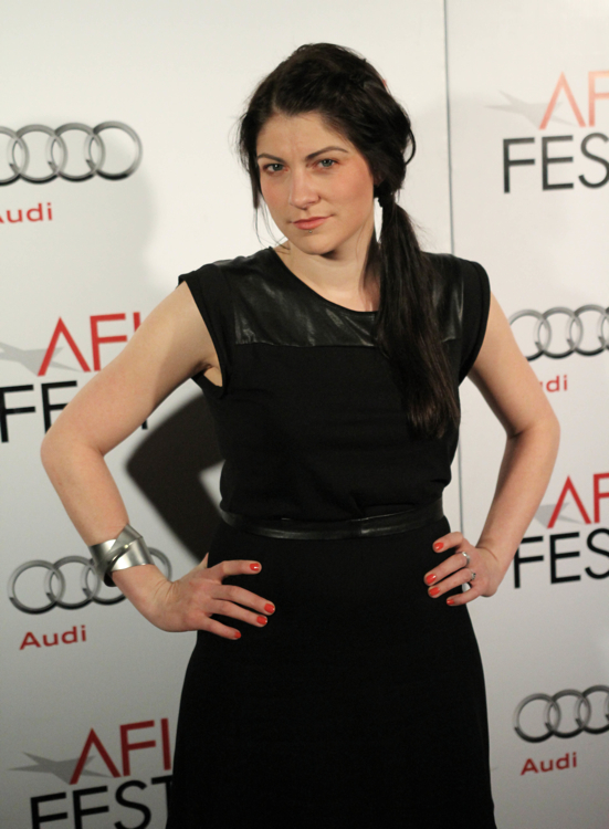 Katrin Gebbe at AFI Fest - Los Angeles, CA