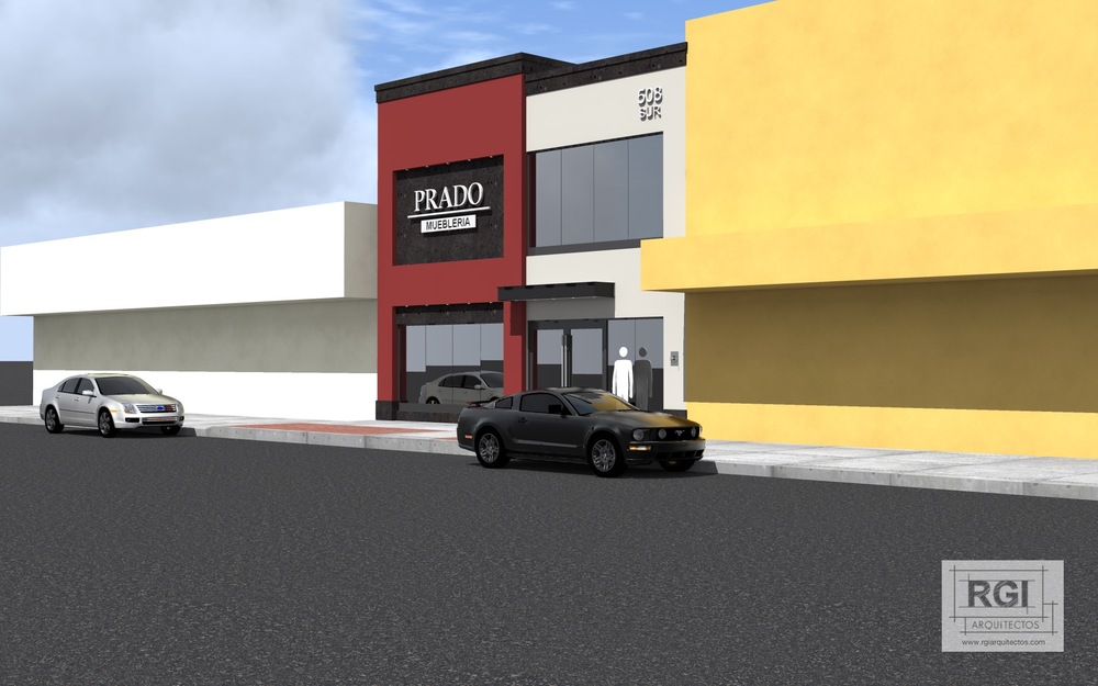 Sucursal calle Sonora