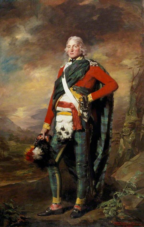 Sir John Sinclair (1754–1835), 1st Baronet of Ulbster, c.1794–1799, by Henry Raeburn, National Galleries of Scotland.