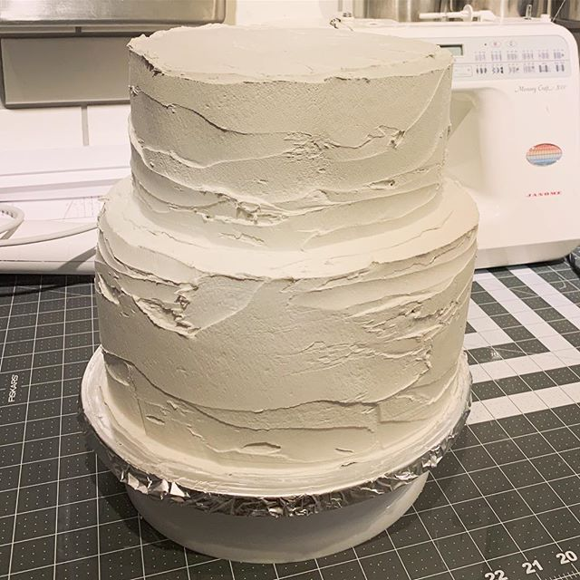 This is fake cake