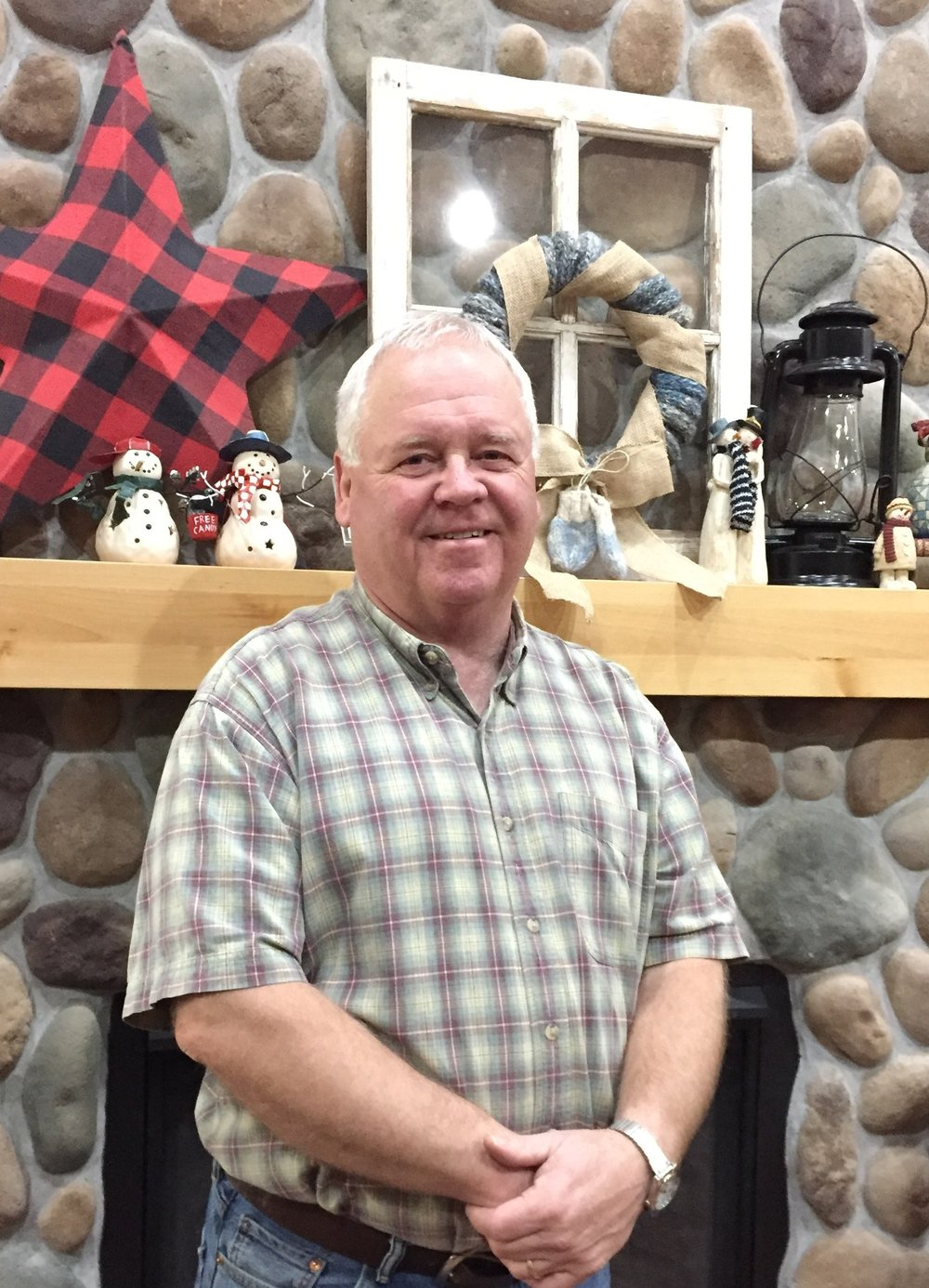 Brent Larson, Interim Vice President