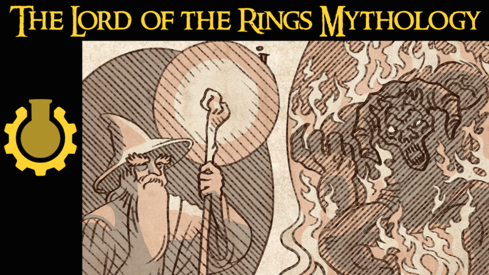 the lord of the rings mythology explained cgp grey