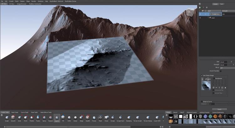 Preview: Lacuna Passage