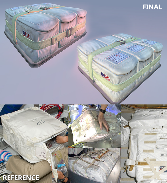 Cargo Transfer Bags