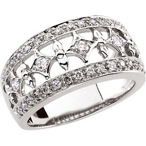 Diamond Ring, 1/2 ct, style #63298, call for pricing