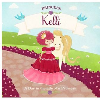The personalized Princess book I illustrated for Chronicle Books is now available for ordering!