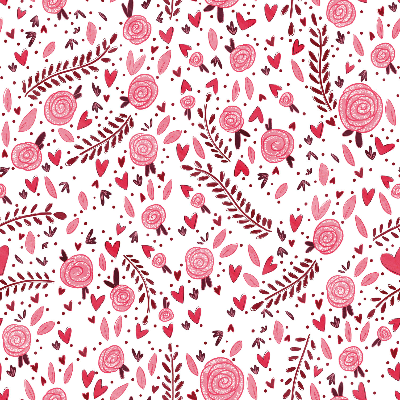 My favorite pattern from the licensing collection I'm working on right now.  I'll have more of it to share later this week!