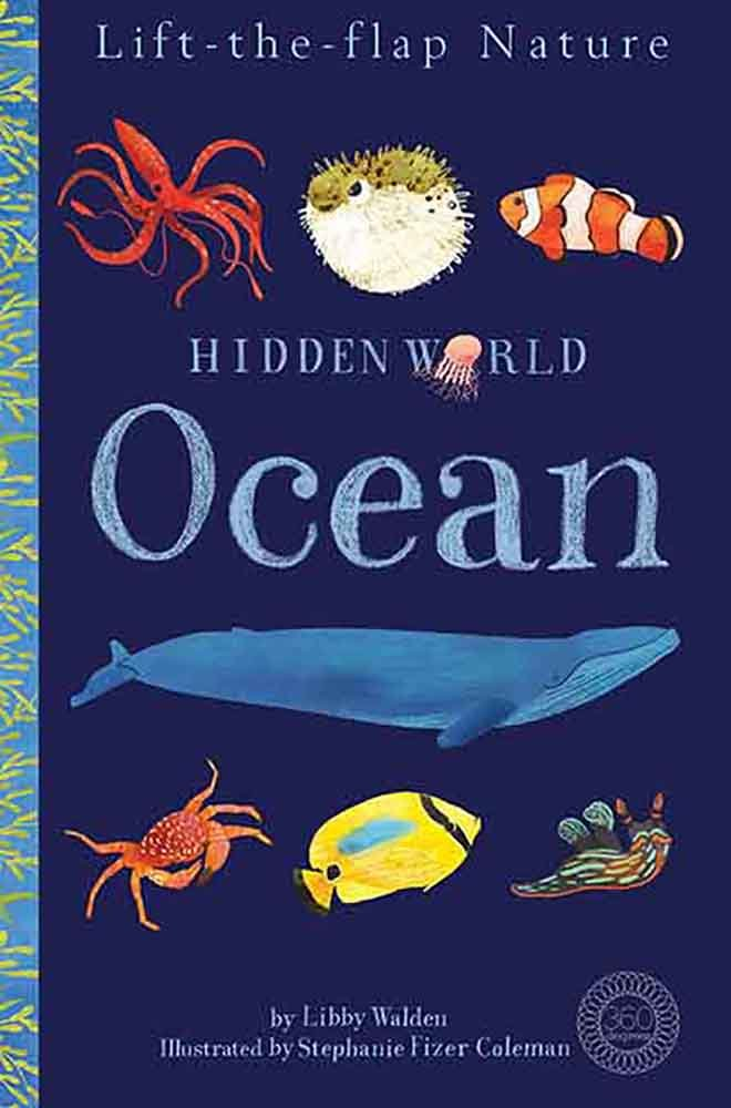 Hidden World: Ocean - Caterpillar Books March 2018
