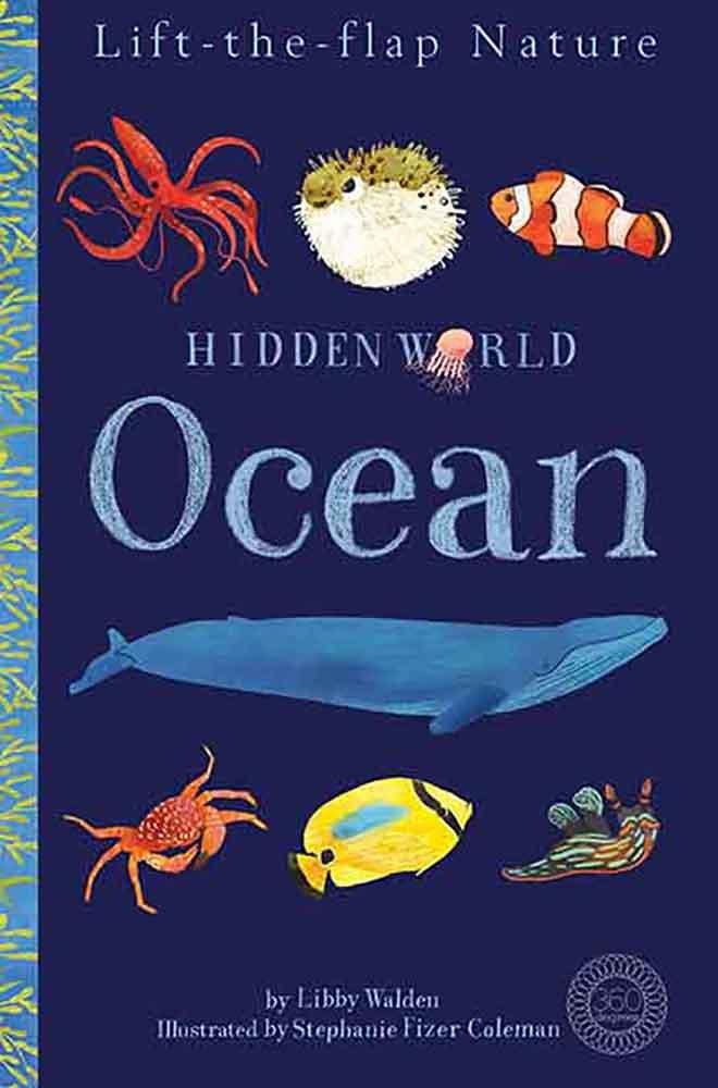 Hidden World: Ocean - Caterpillar Books March 2018