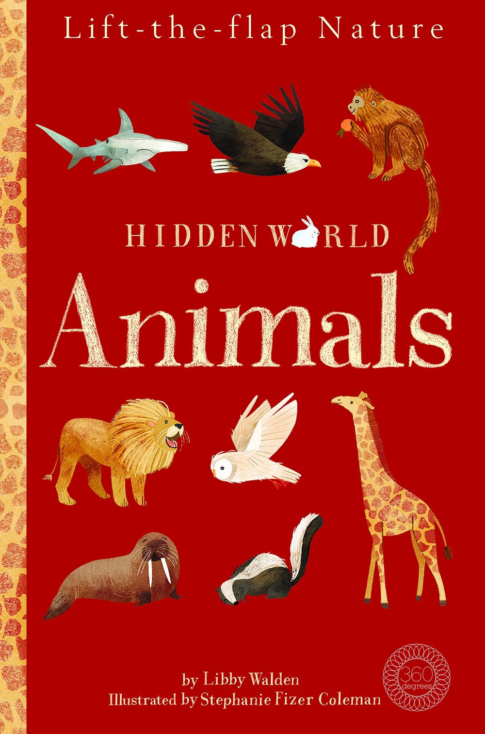 Hidden World: Animals - Caterpillar Books September 2018