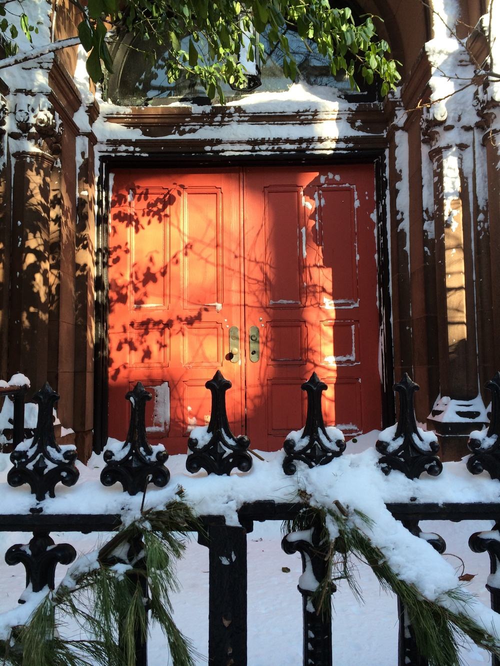 Kate Wichlinski Red Door