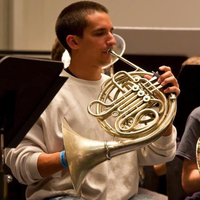 Daniel Salera, horn