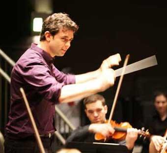 Ben Firer, conductor