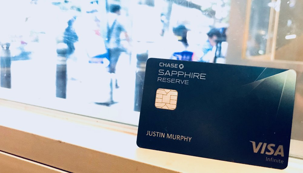 Murphy Visa Card >> My Favorite Credit Card Murphdev