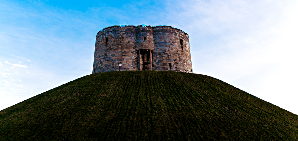 ©Jennifer Bailey 2013, Clifford's Tower, York, England