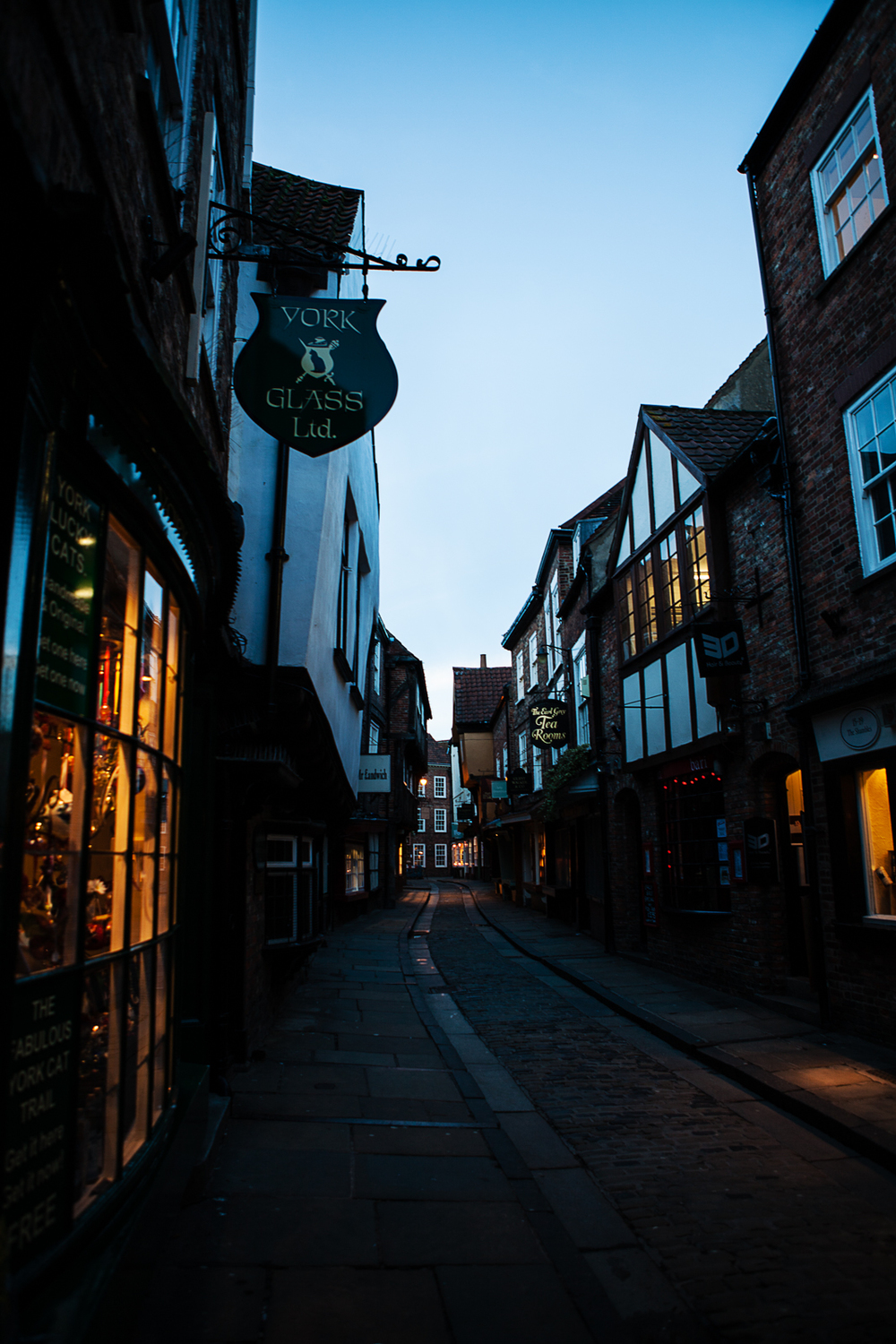 ©Jennifer Bailey 2013 The Shambles, York, England