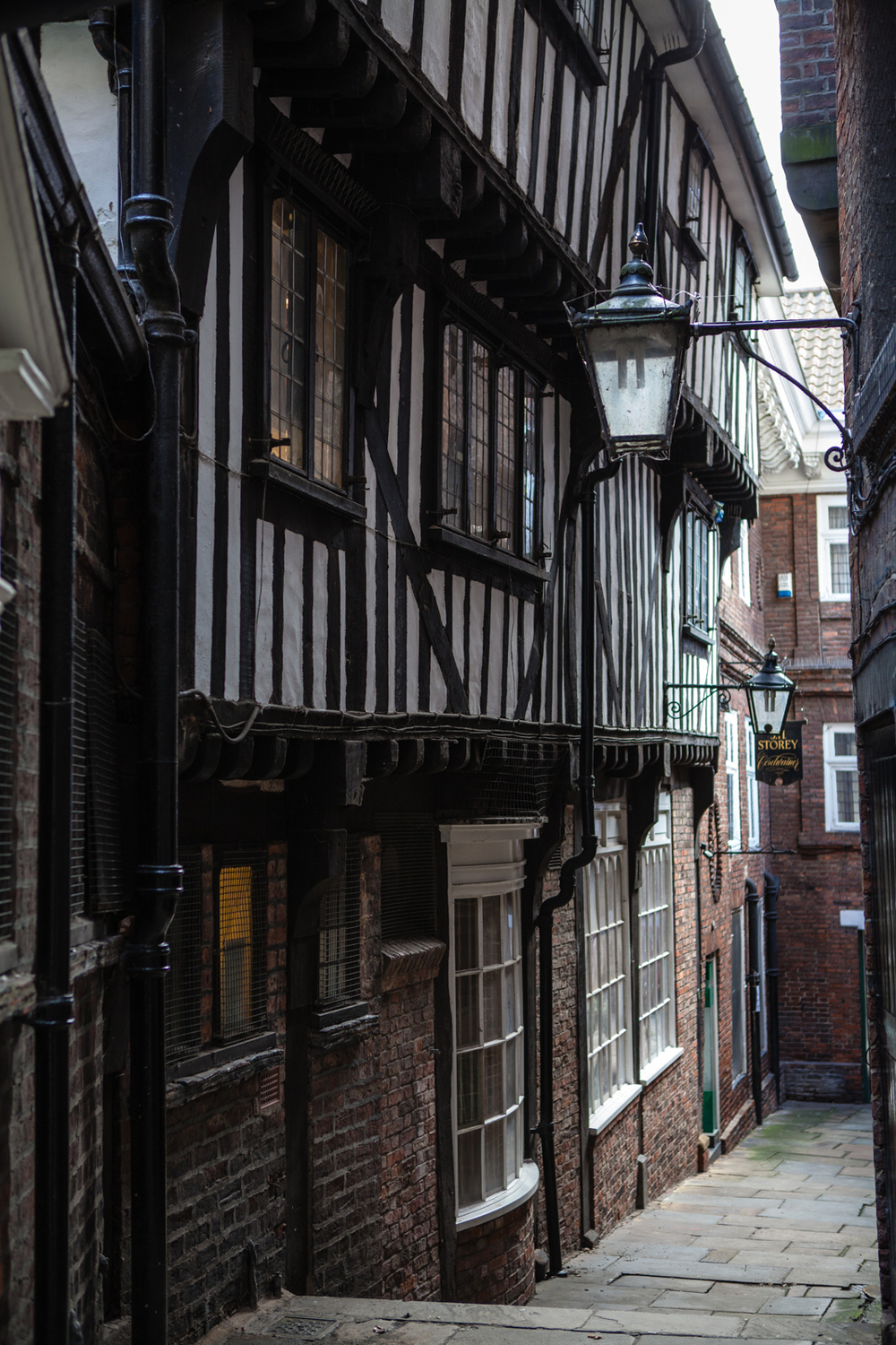 ©Jennifer Bailey 2013 Lady Peckett's Yard, York, England