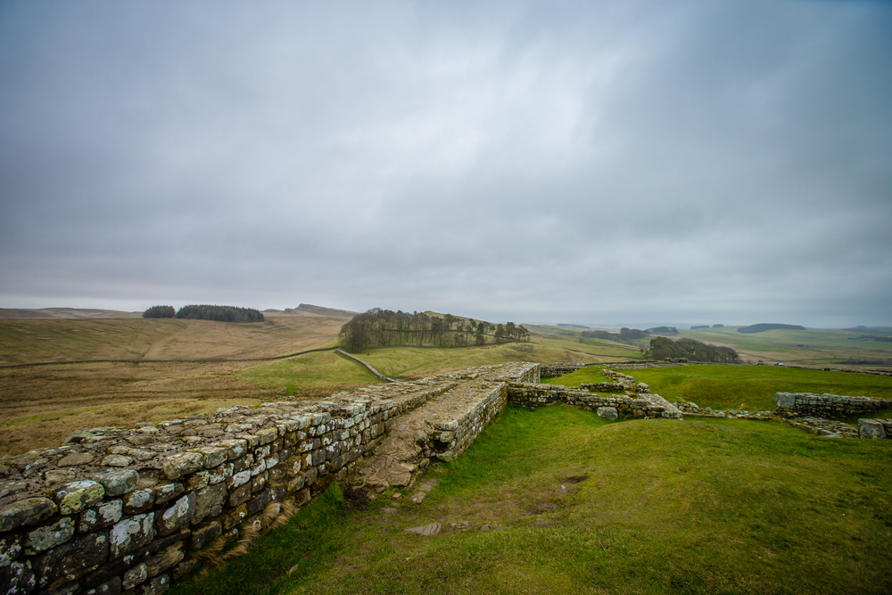 ©Jennifer Bailey 2014 Housesteads Roman Fort, Hadrian's Wall