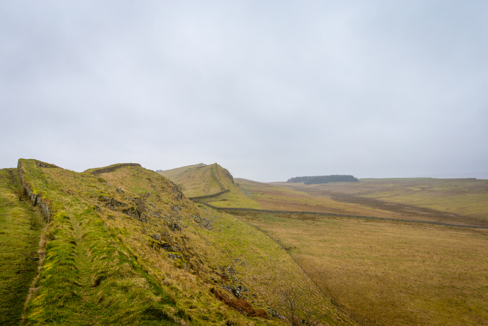 ©Jennifer Bailey 2014 Hadrian's Wall