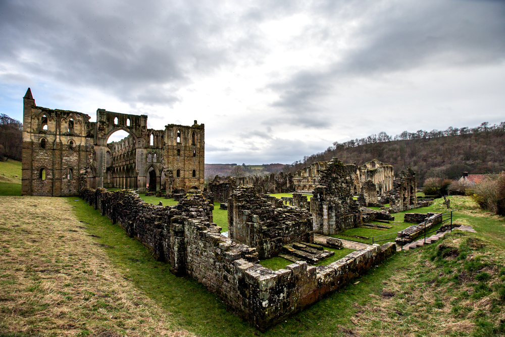 ©Jennifer Bailey 2014 Rievaulx Abbey