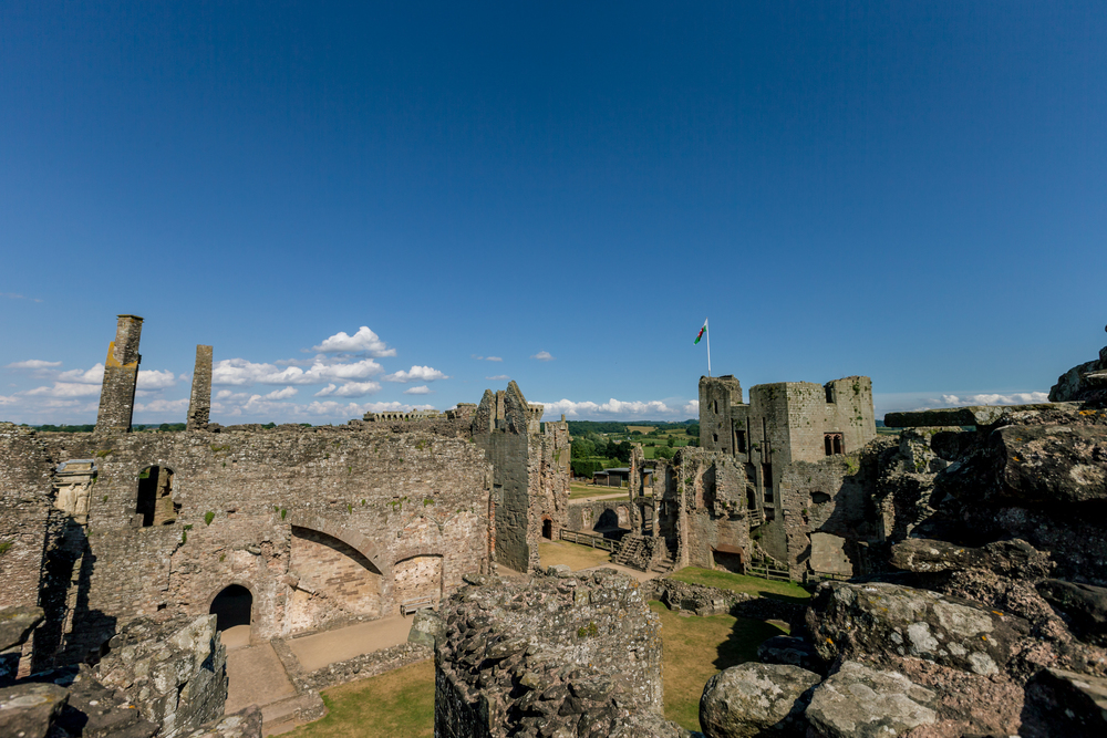 ©Jennifer Bailey 2013 Raglan Castle, Wales