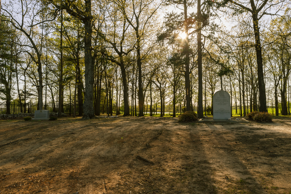 buford battleground massacre monument site
