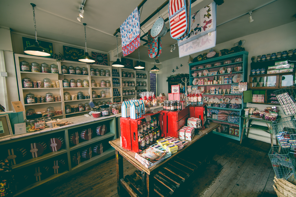 ©jennifer bailey hope & greenwood candy shop, covent garden, london