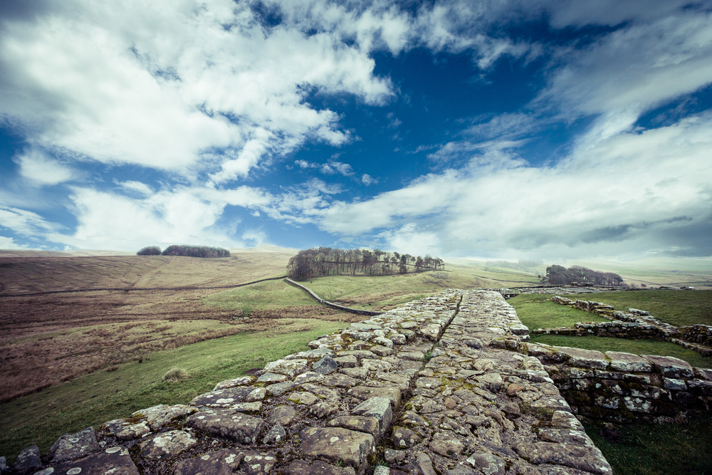 ©jennifer bailey 2014 housesteads roman fort, hadrians wall