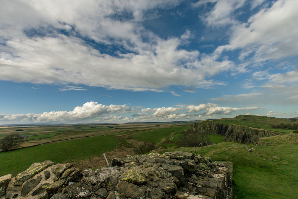 walltown crags hadrian's wall