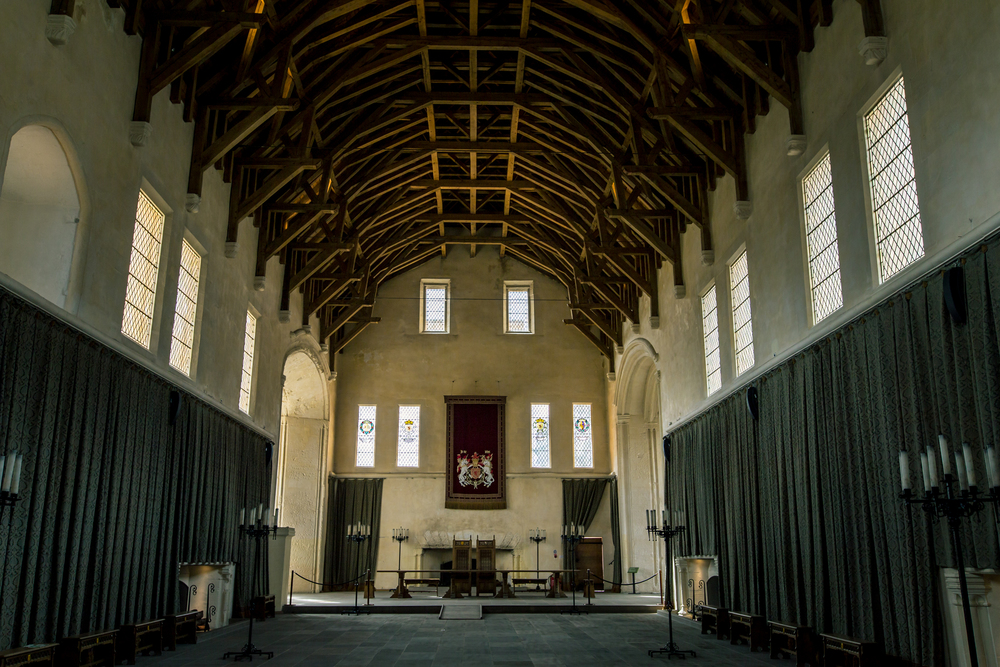 ©2015 jennifer bailey stirling castle main hall