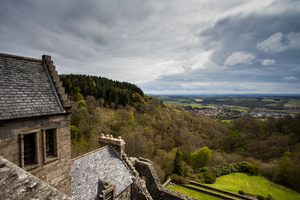 ©jennifer bailey castle campbell and dollar glen