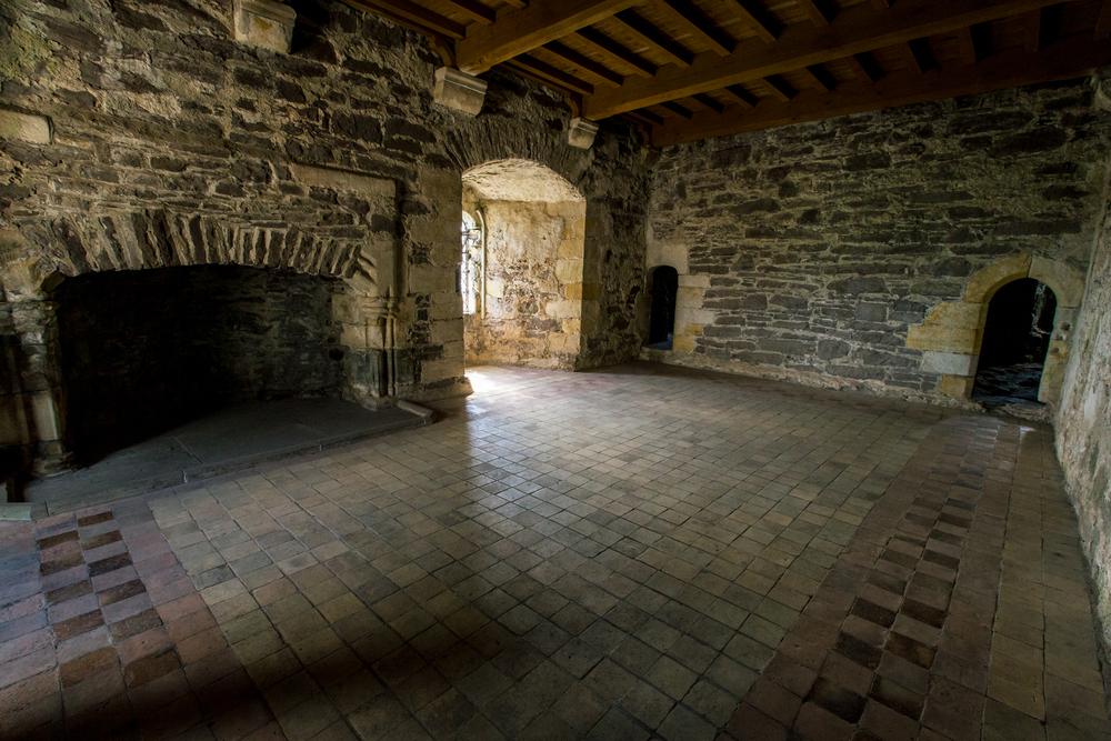 ©jennifer bailey doune castle scotland