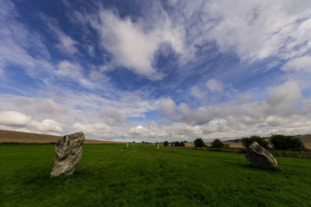 ©jennifer bailey 2015 avebury stone row