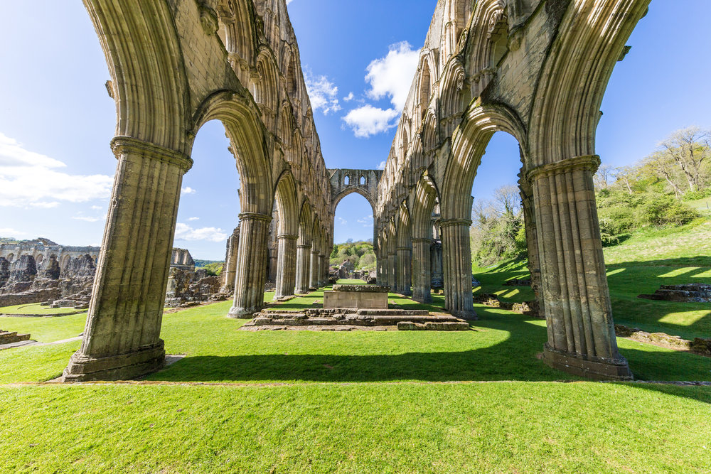 rievaulx abbey © jennifer bailey