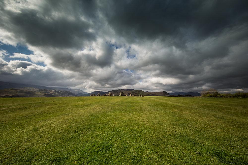 ©jennifer bailey 2018 - castlerigg stone circle, cumbria