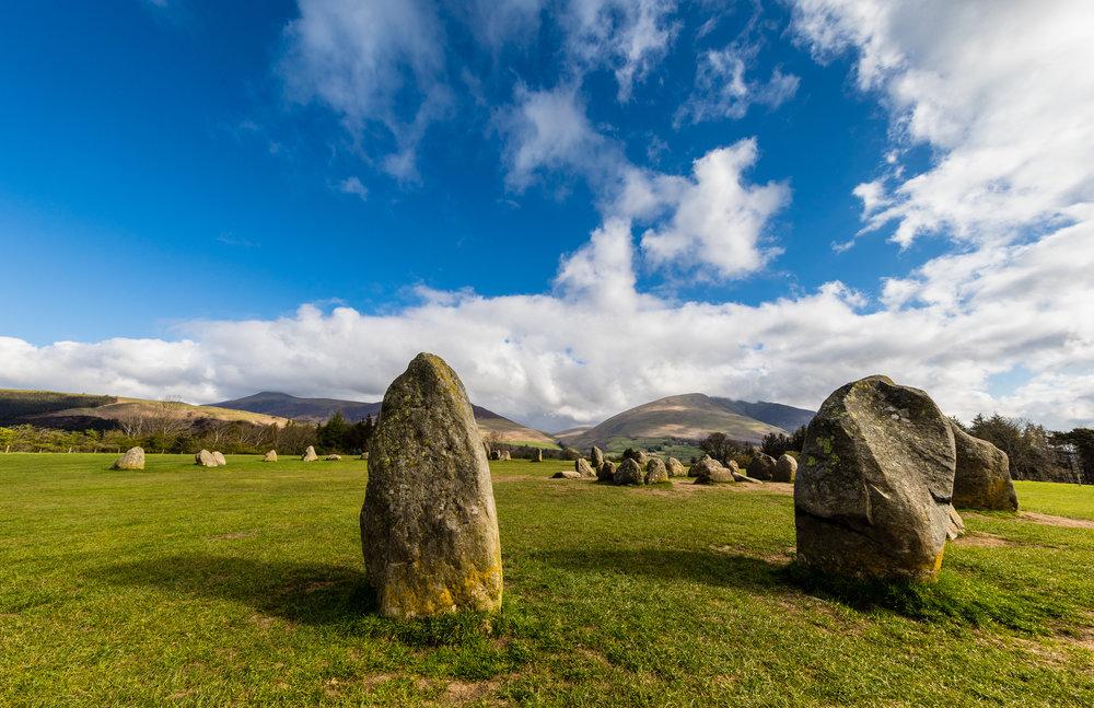 ©jennifer bailey 2018 castlerigg stone circle - cumbria