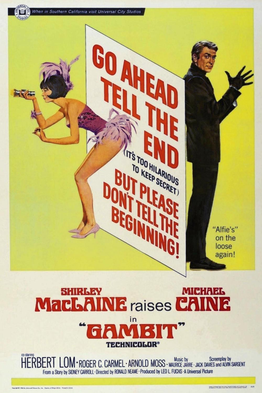 1966, Ronald Neame