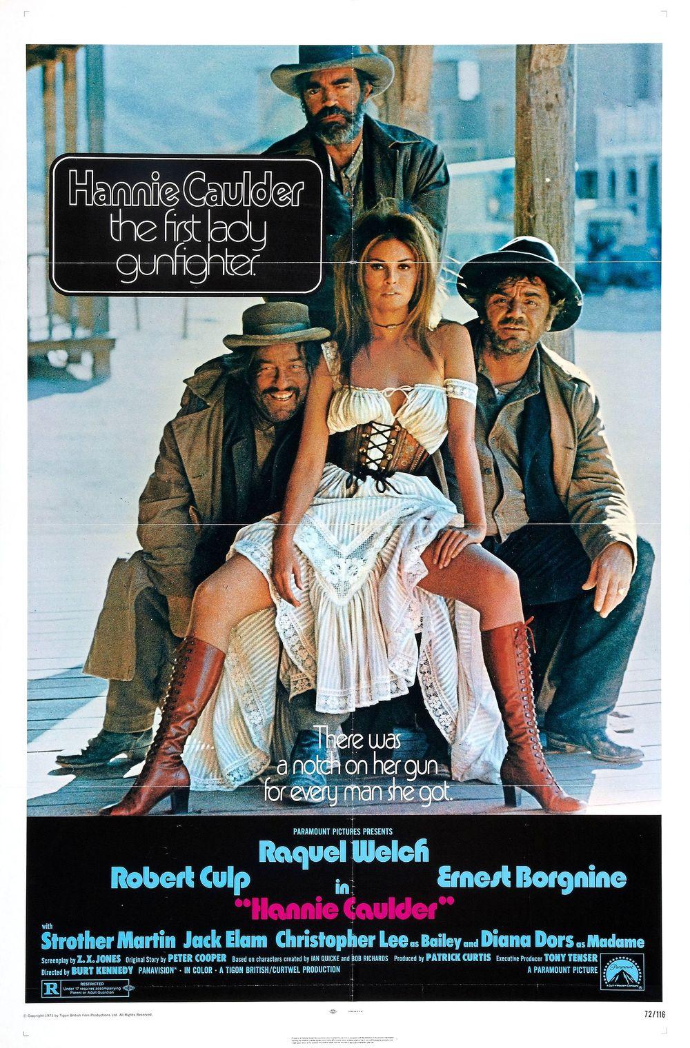 1971, Burt Kennedy